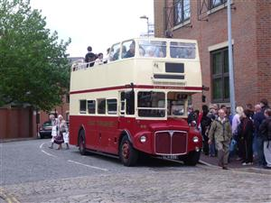 812, Routemaster 5RM ALM 65B
